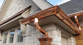 Professional gutter installation service, for all gutter systems